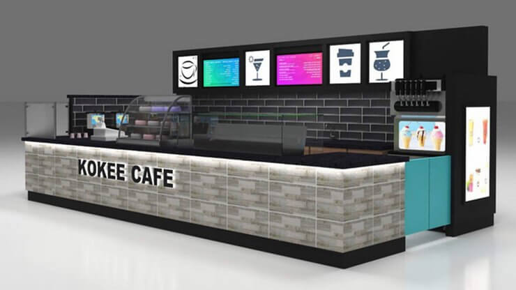Kokee Cafe Expansion