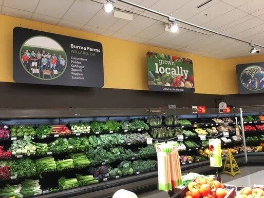 Kroger Store at Huber Heights