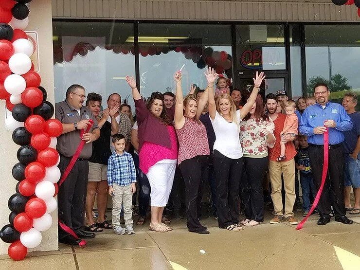 Perfections Beauty College Grand Opening