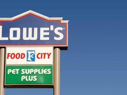 South Grove Shopping Center Sign