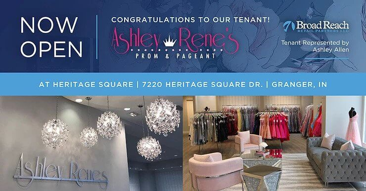 Ashley Rene's Prom Pageant Now Open