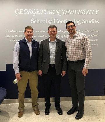 Georgetown University Behind the Scenes