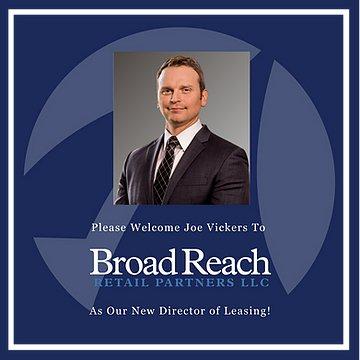 Broad Reach Welcomes Joe Vickers