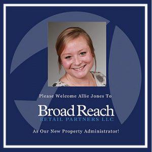 Allie Jones Joins Broad Reach Retail Partners