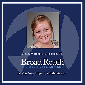 Broad Reach Welcomes Allie Jones