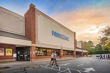 Avent Ferry Shopping Center