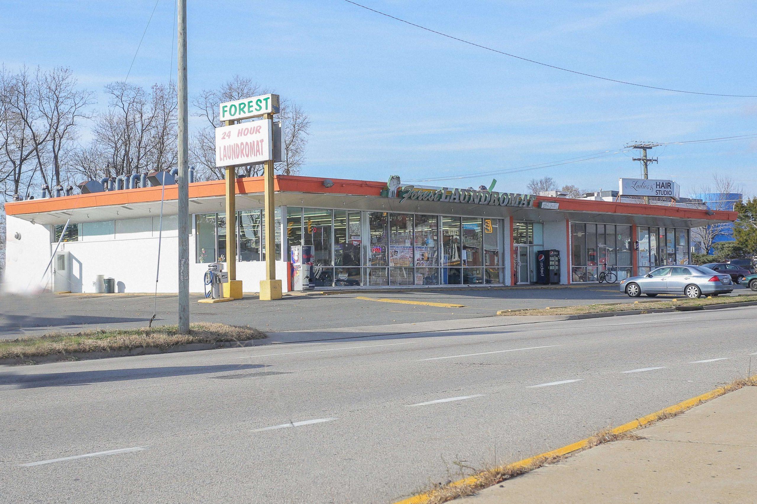 Richmond Highway Complex Exterior