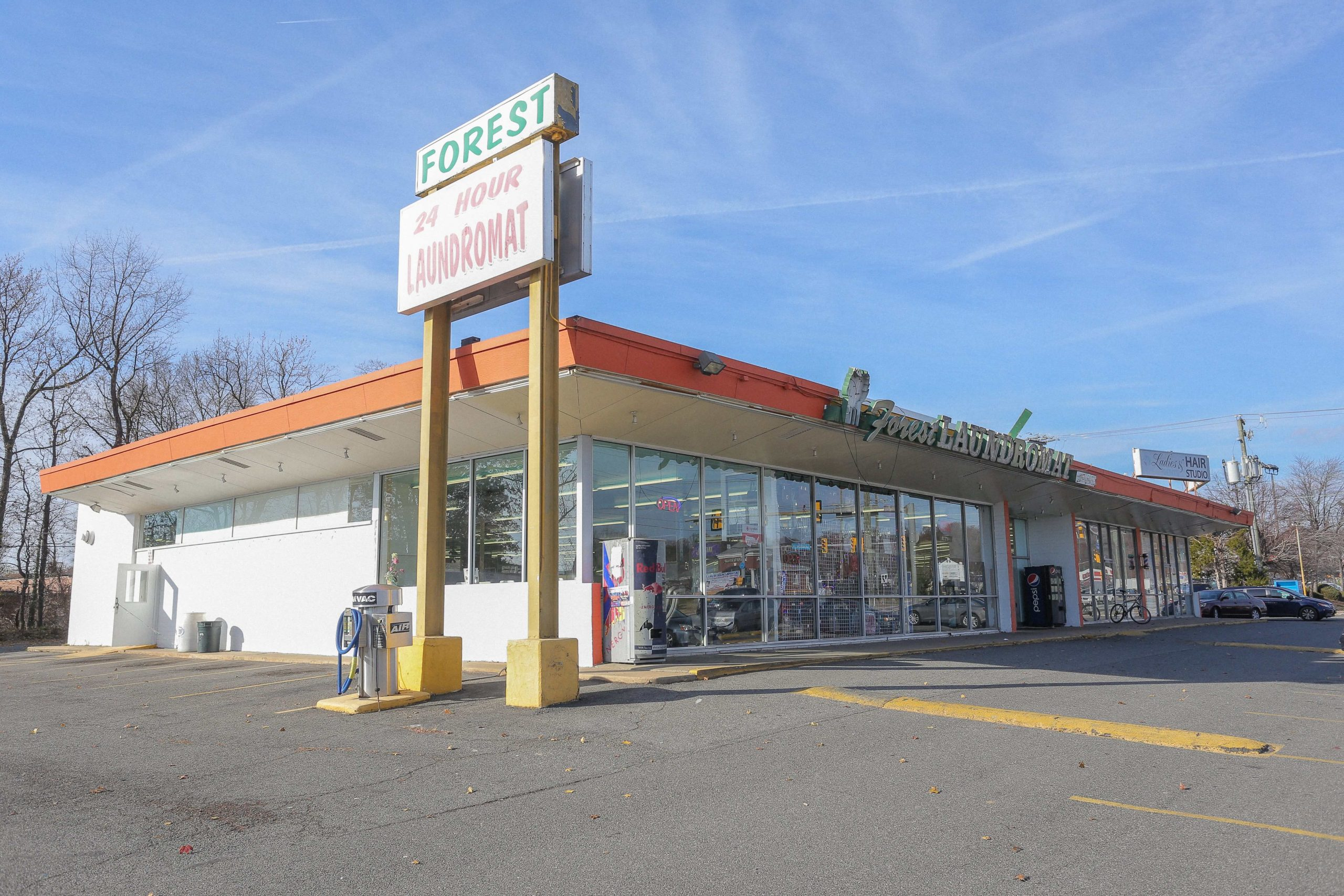 Richmond Highway Forest Laundromat