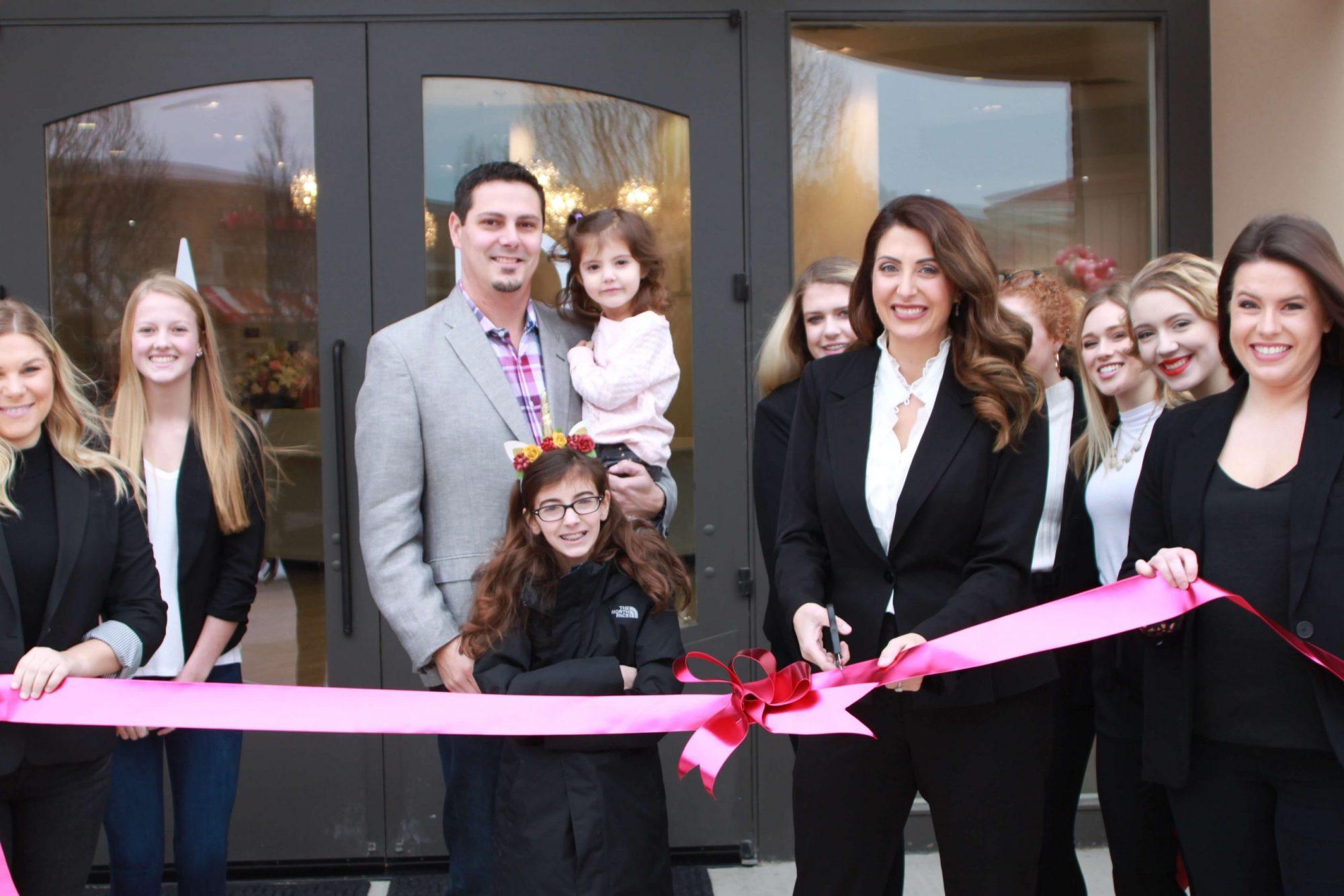 Ashley Rene Grand Opening Heritage Square