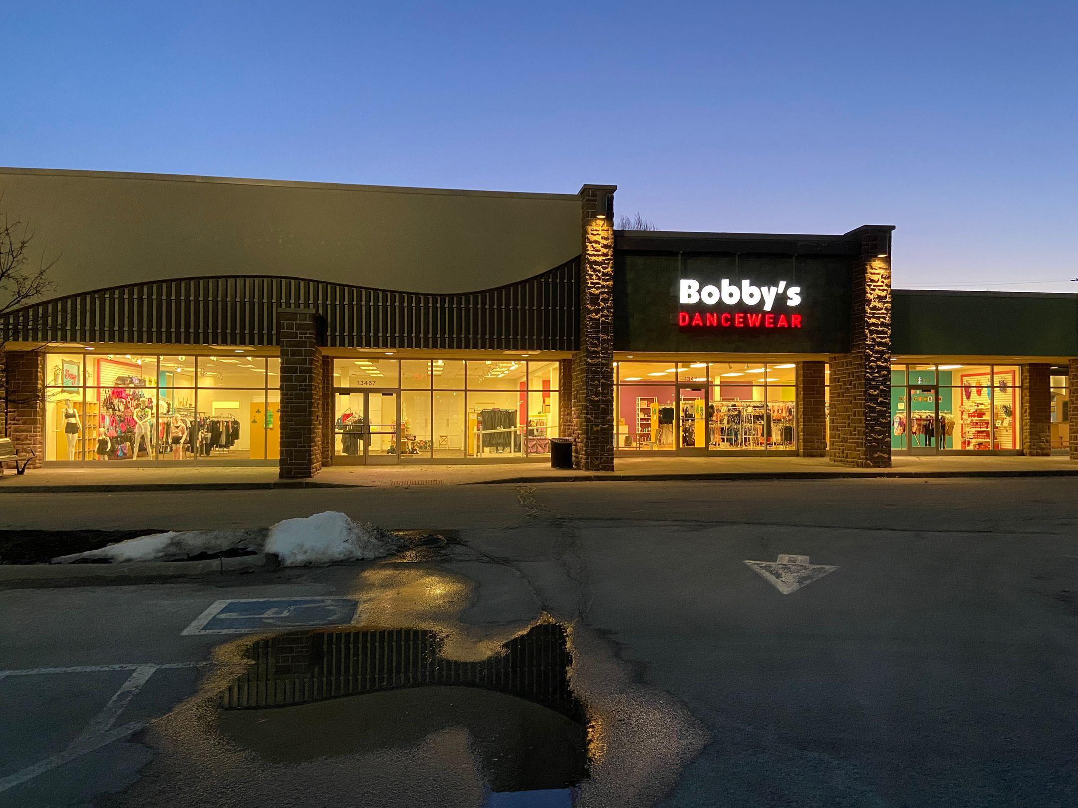 Bobbys Dancewear Baker Square