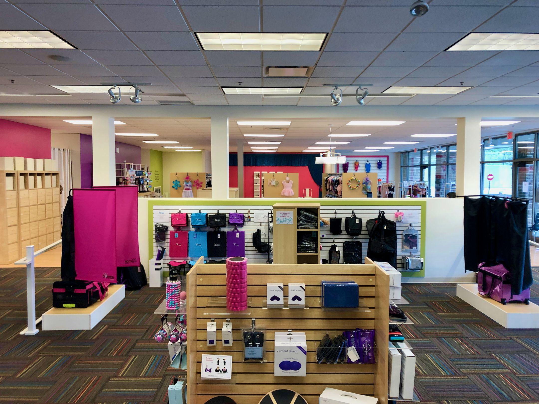 Bobbys Dancewear Interior 4