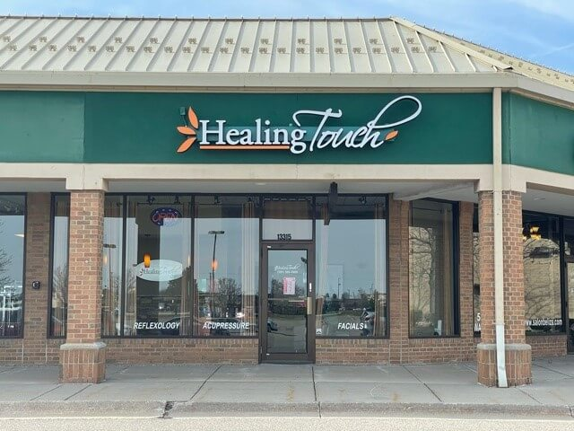 Shelby Healing Touch Storefront