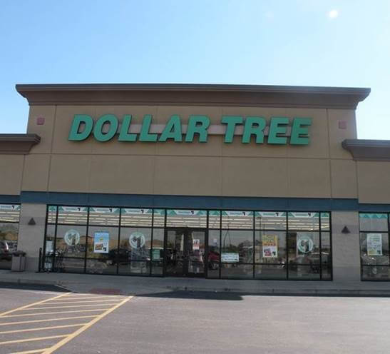 Wood River Dollar Tree