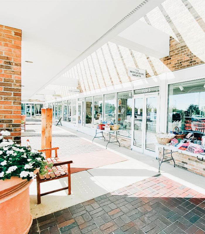 The monograin shoppe storefront