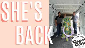 Mastodon Returns to Covington Plaza